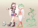 ShiroShipping (Ludvina/Hilda/White/Touko x Bianca/Bel) 14547110