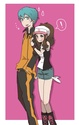 SummerHopeShipping - Top Dresseur Austin & Ludvina(Elite Trainer Natsuki & Touko - Page 2 22695910