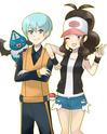 SummerHopeShipping - Top Dresseur Austin & Ludvina(Elite Trainer Natsuki & Touko - Page 2 31928010
