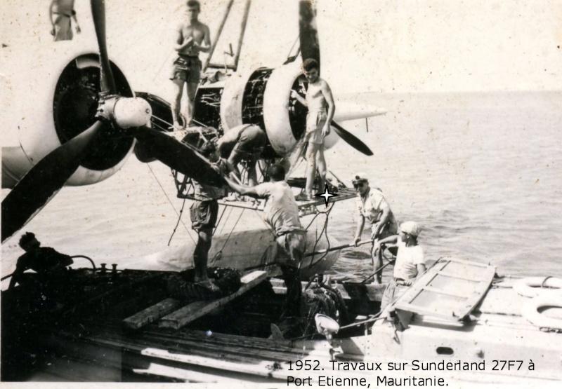 [Histoire et histoires] Port Etienne 1951 An8711