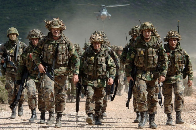 Operation Into the Blood II: Back to Baghdad ... Osijek ... PTF ... 20.07 B0510010