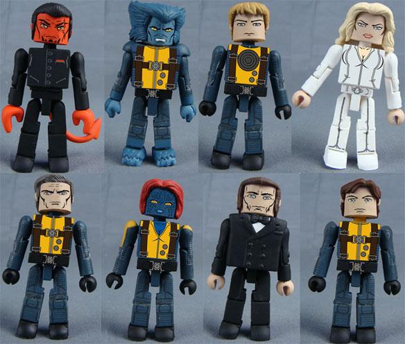 X-Men merchandise Firstc11