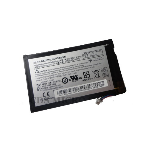 Acer Iconia Tab B1 B1-A71 Tablet Battery BAT-715 A13