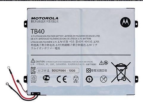 Motorola XYBoard 10.1 Battery TB40 DR-XM40 Dr-xm411
