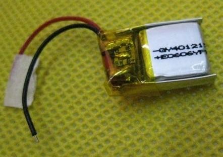 Plantronics Discovery 975 Battery PA-PL012 75672-02 Pa-pl013