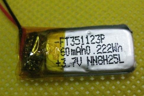 Plantronics Savor M1100 Battery PA-PL013 Pa-pl014