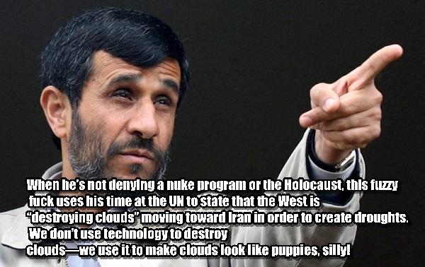Iranian President Mahmoud Ahmadinejad Irania10