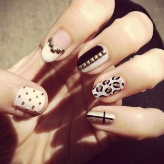 Slike dekoracija noktiju koji se vama sviđaju T2ec1610