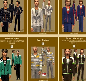 Спортивная одежда - Страница 3 2i131f69