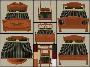 Спальни, кровати (модерн) - Страница 22 2i131f90
