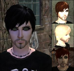 Мужские прически (короткие волосы, стрижки) - Страница 5 Image324
