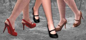 Обувь (женская) - Страница 3 Image429