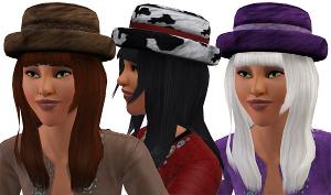 Головные уборы, шляпы - Страница 2 Image649