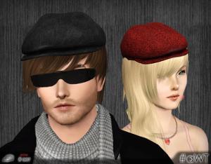 Головные уборы, шляпы - Страница 2 Image650