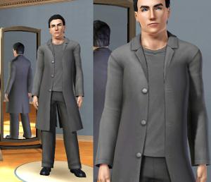 Повседневная одежда (комплекты с брюками, шортами)   Image652