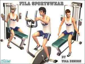 Спортивная одежда Image705