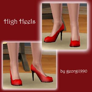 Обувь (женская) - Страница 3 Image801