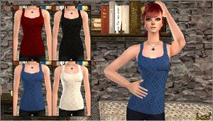 Повседневная одежда (топы, блузы, рубашки) - Страница 5 Image_57