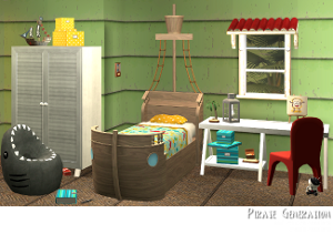 Комнаты для детей и подростков - Страница 7 Image_78