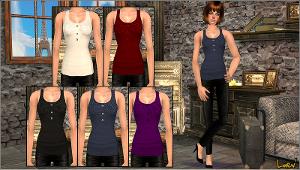 Повседневная одежда (топы, блузы, рубашки) - Страница 5 Image_99