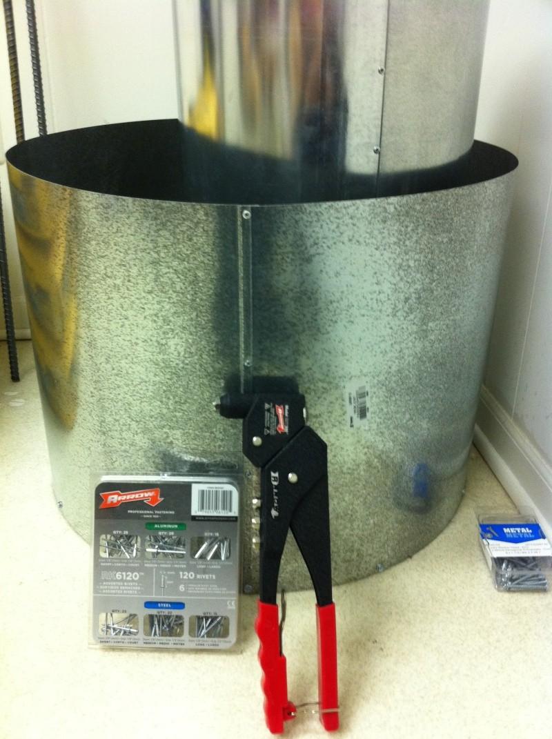 Lets build a centrifuge! - Broken arm casting adventures. Photo10