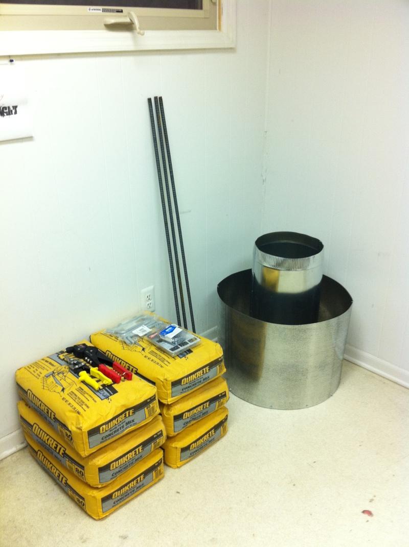 Lets build a centrifuge! - Broken arm casting adventures. Photo310