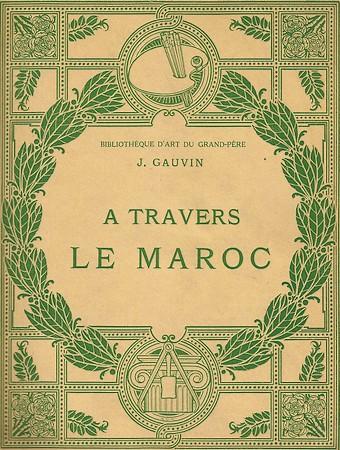 J. GAUVIN : A TRAVERS LE MAROC - 1928 - A_a_a_57