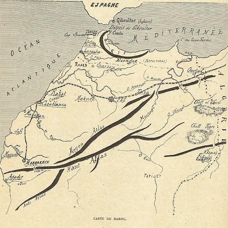 J. GAUVIN : A TRAVERS LE MAROC - 1928 - A_a_a_58