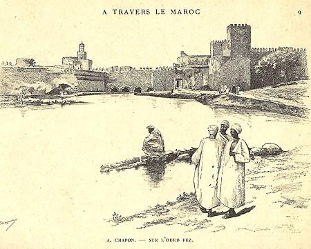 J. GAUVIN : A TRAVERS LE MAROC - 1928 - A_a_a_67