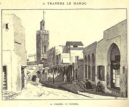 J. GAUVIN : A TRAVERS LE MAROC - 1928 - A_a_a_76