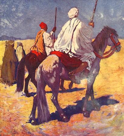 HAILLOT (Commandant): LE MAROC HIER ET AUJOURD'HUI - 1911 - A_a_a_79