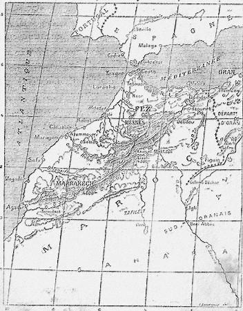 HAILLOT (Commandant): LE MAROC HIER ET AUJOURD'HUI - 1911 - A_a_a_92
