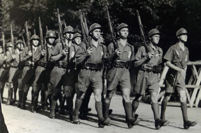 La tenue modèle 1941 / Armistice 15010