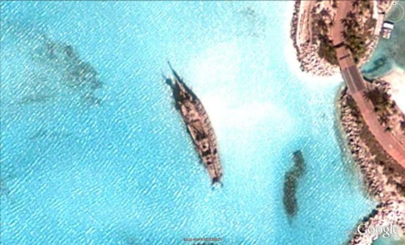 Le Hollandais volant/flying Dutchman Castaway Cay Bahamas Castaw10