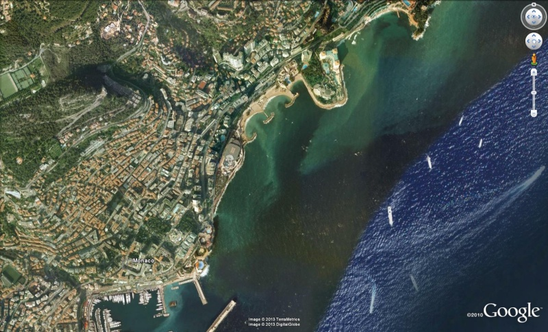 ( Bientôt visible sur google earth ) Presqu'ile Monaco Mona10