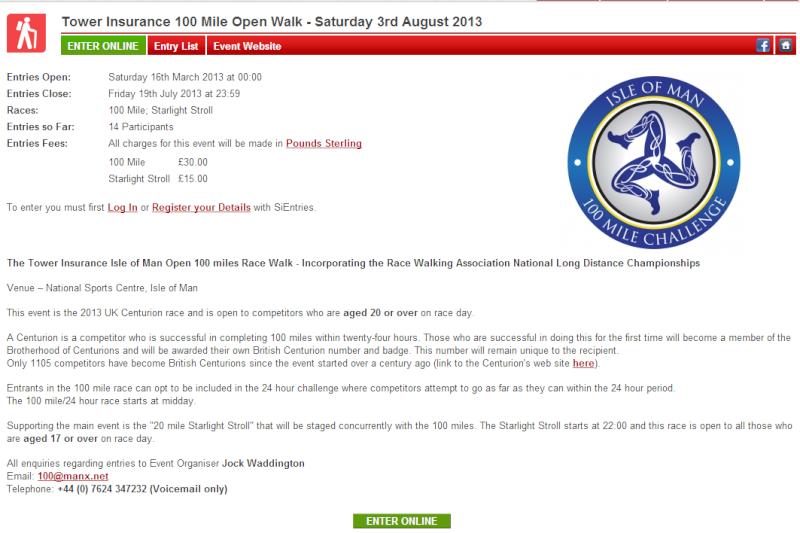 100 miles RWA (épreuve Centurion 1911), GB: 3-4 août 2013 100_mi12