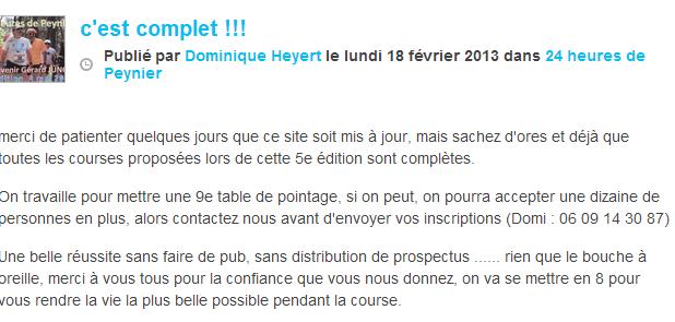 24 heures de Peynier , complet, liste d'attente: 04 mai 2013 24h_de10