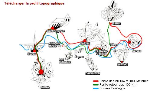50 / 100 km du Périgord Noir, Belvès (24) : 27 avril 2013 Belvas14