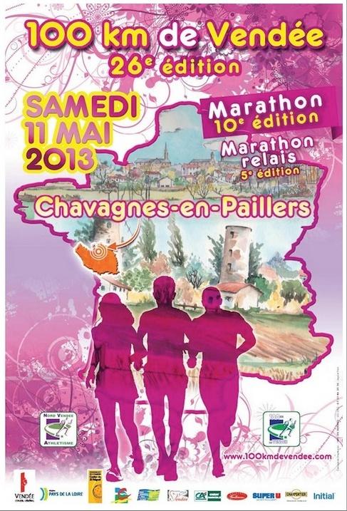 100km de Vendée (Chavagnes en Paillers) / 15h : 11 mai 2013 Chavag10