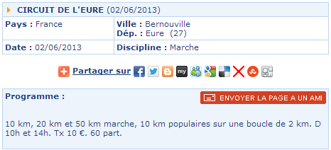 circuit de l'EURE 2/06/2013: qualificatif aux cpt des 50kms Circui10