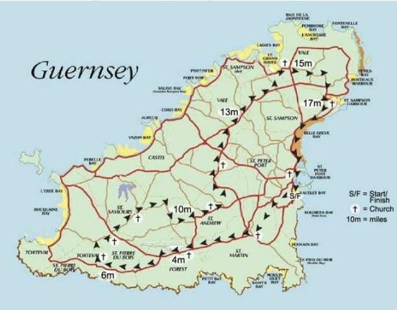 Guernesey (GB, mais si peu!): 31km route: 1er septembre 2013 Guerns11