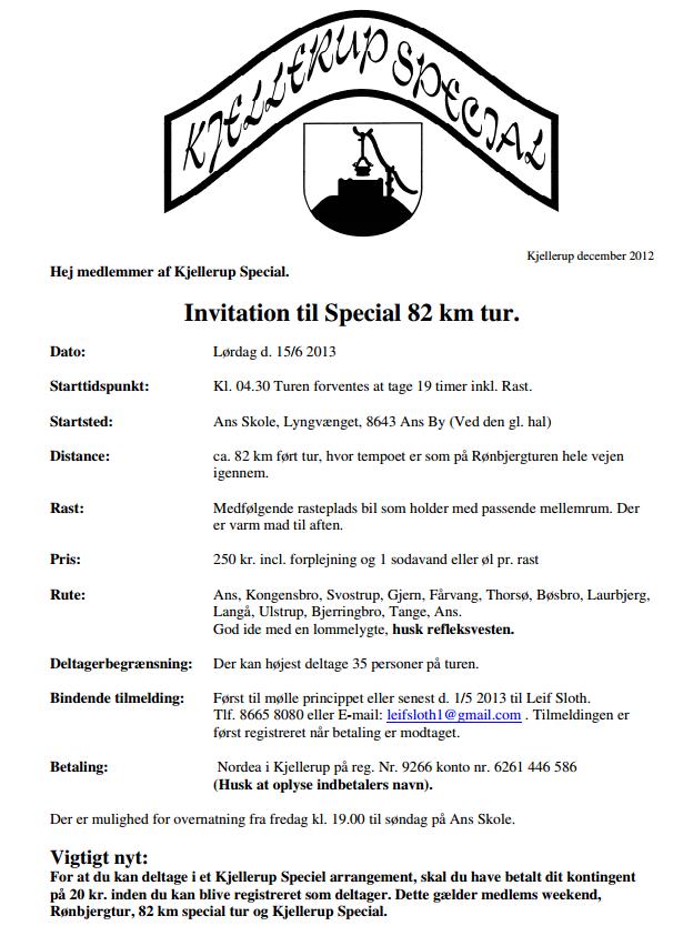 Kjellerup Special, 82km (Danemark): 15 juin 2013:  Kjelle10