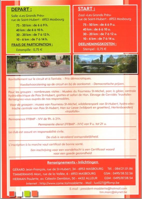 "75km, etc. ""Sentiers Ardennais"" à Masbourg (B): 18 mai 2013 Masbou11"