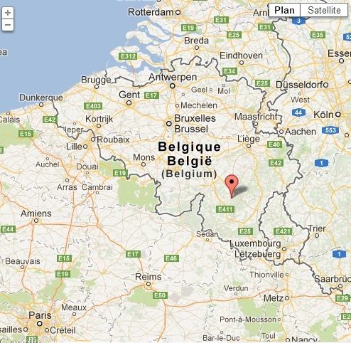 "75km, etc. ""Sentiers Ardennais"" à Masbourg (B): 18 mai 2013 Masbou14"