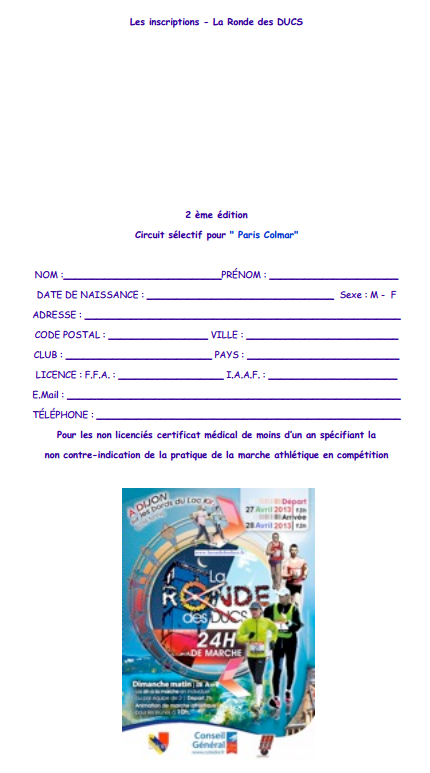 La Ronde des Ducs (débuggé): 27-28 avril 2013 Ronde_11