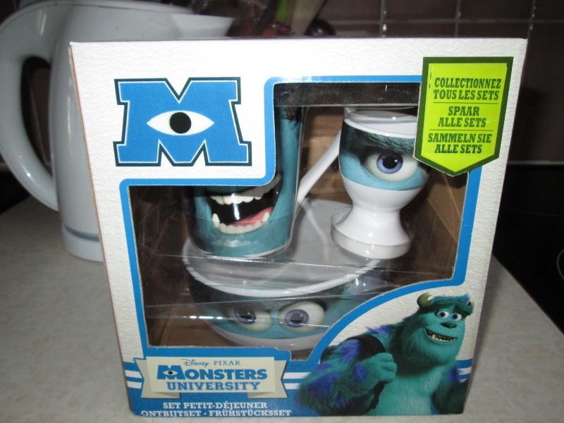 Action Total Belgique - Disney Pixar Monster University Img_0013