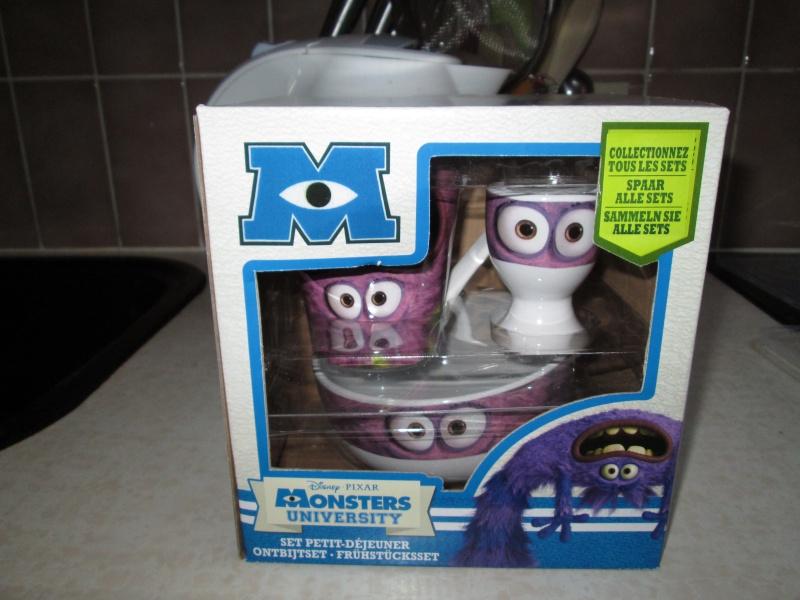 Action Total Belgique - Disney Pixar Monster University Img_0015