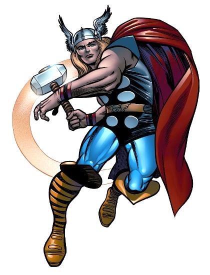 HOT TOYS: THOR Thor-410