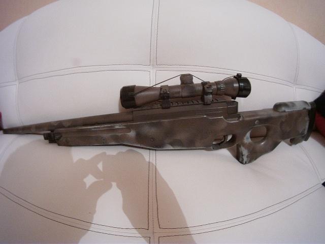 cherche snipe  P10