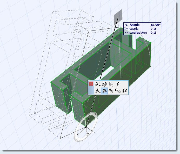 ....hacer un marco de ventana con un perfil propio, usando la herramienta Forma? 16030814